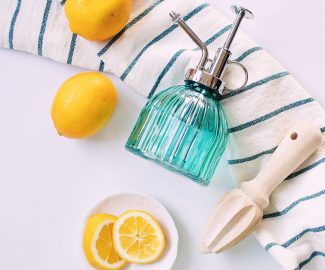 Rather it's cleaning day or you're looking to save money on cleaning products this list of 15 refreshing lemon homemade cleaners will help you get your farmhouse spotless!