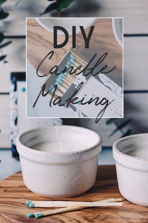 Did you know the most important and creative part about DIY candle making is fragrance? Learn how to make scented candles in 4 steps.