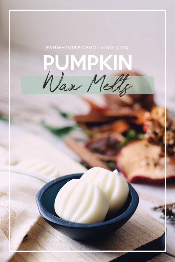 Before the holiday season comes up take 30 minutes to create your favorite fall flavors like baked apples and cinnamon or fresh rosemary and pine into homemade wax melts. There's no container or wick needed to make DIY wax melts.