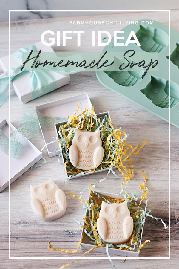 This easy homemade soap recipe is a breeze to make with kids. You can easily make a big batch for the end of the year teacher gift ideas!