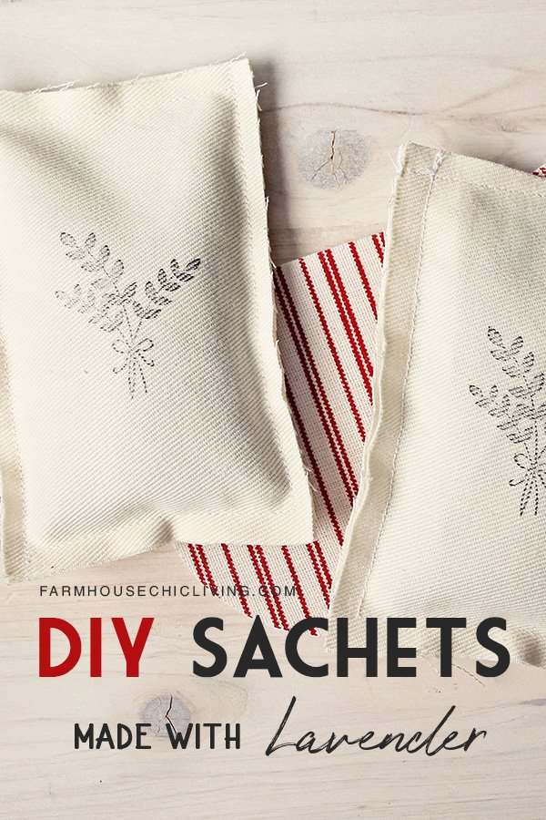 What a heartfelt gift homemade lavender sachets can create! Use our step by step instructions to go from harvest to dried lavender to gifting.
