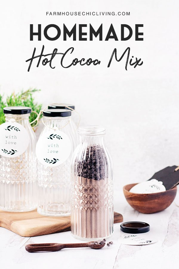 This homemade hot cocoa mix recipe is favored in any season. It's incredibly easy to whip up and it always makes a great gift in a jar!