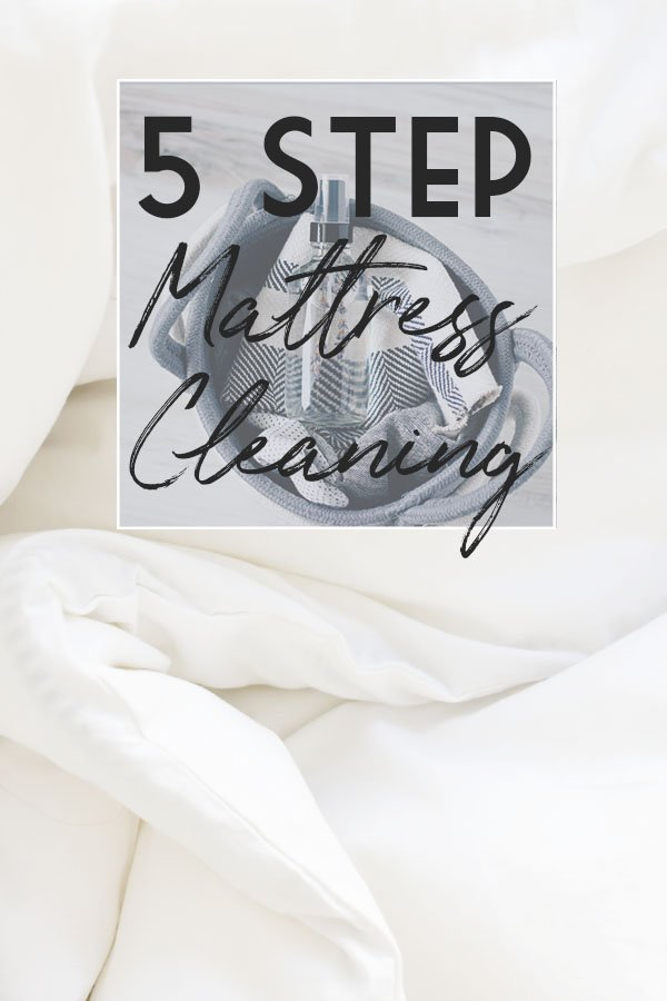 How to clean mattress stains and deodorize in just one hour with our five easy steps and homemade mattress cleaner recipes. Don't overlook this spring cleaning task!