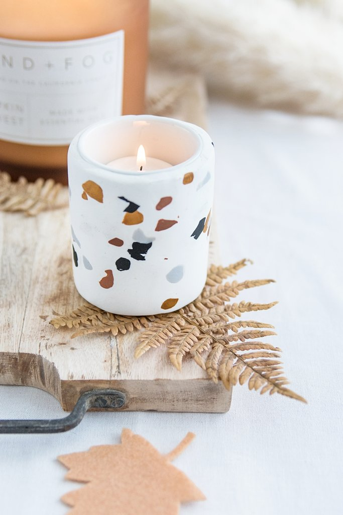How do you decorate votive candles? These 15 votive candle holder ideas show you how with creative candle decorating ideas for any space.