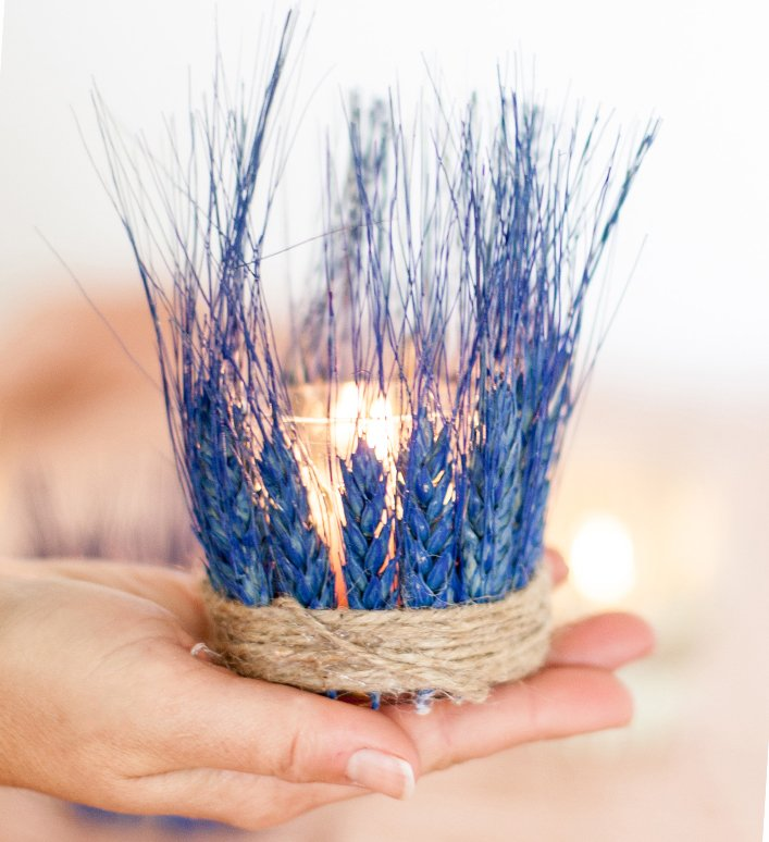 Don't miss these 15 votive candle holders ideas with creative candle decorating ideas for any space!